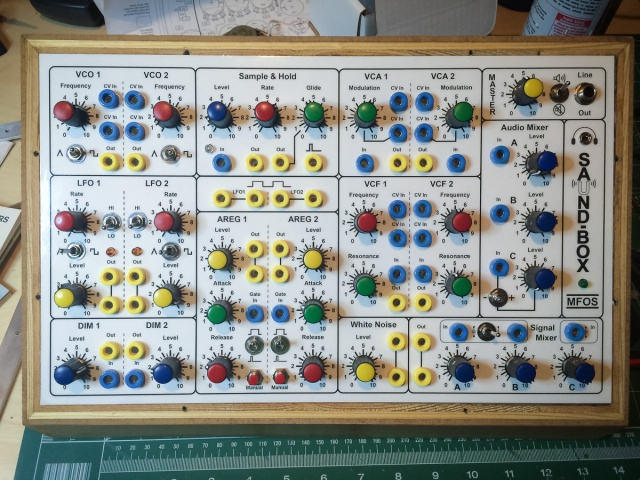SB Position Front Panel