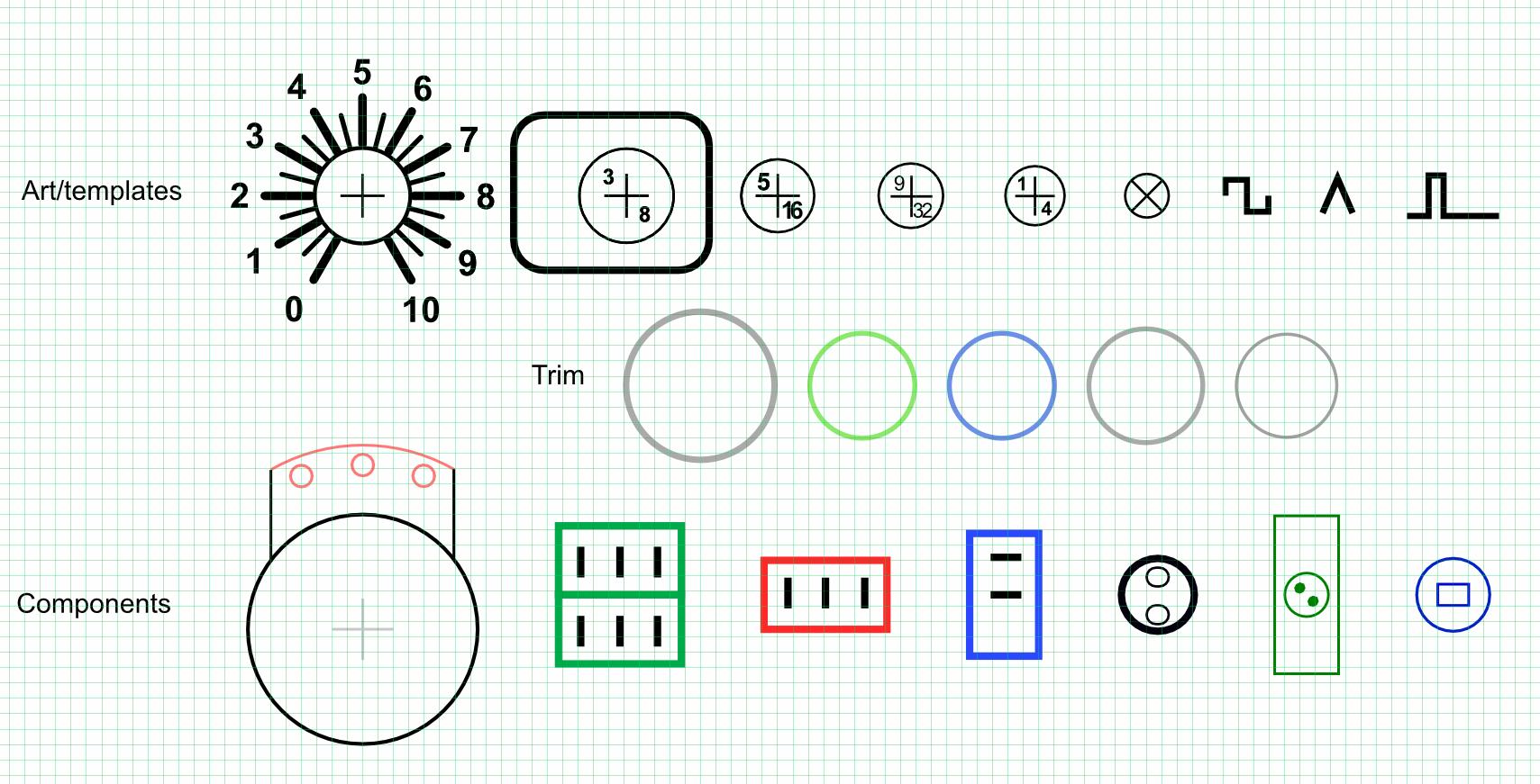 10k slide potentiometer wiring diagram 10k pot wiring